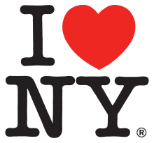 I Love New York svg